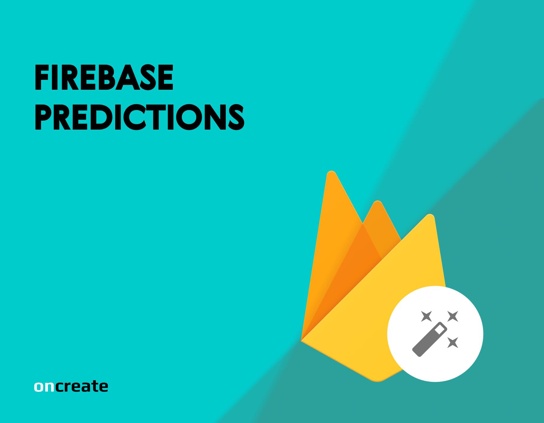 Предсказания Firebase