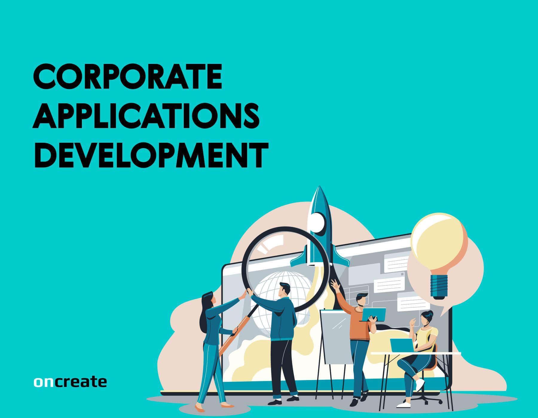Corporate Applications Development