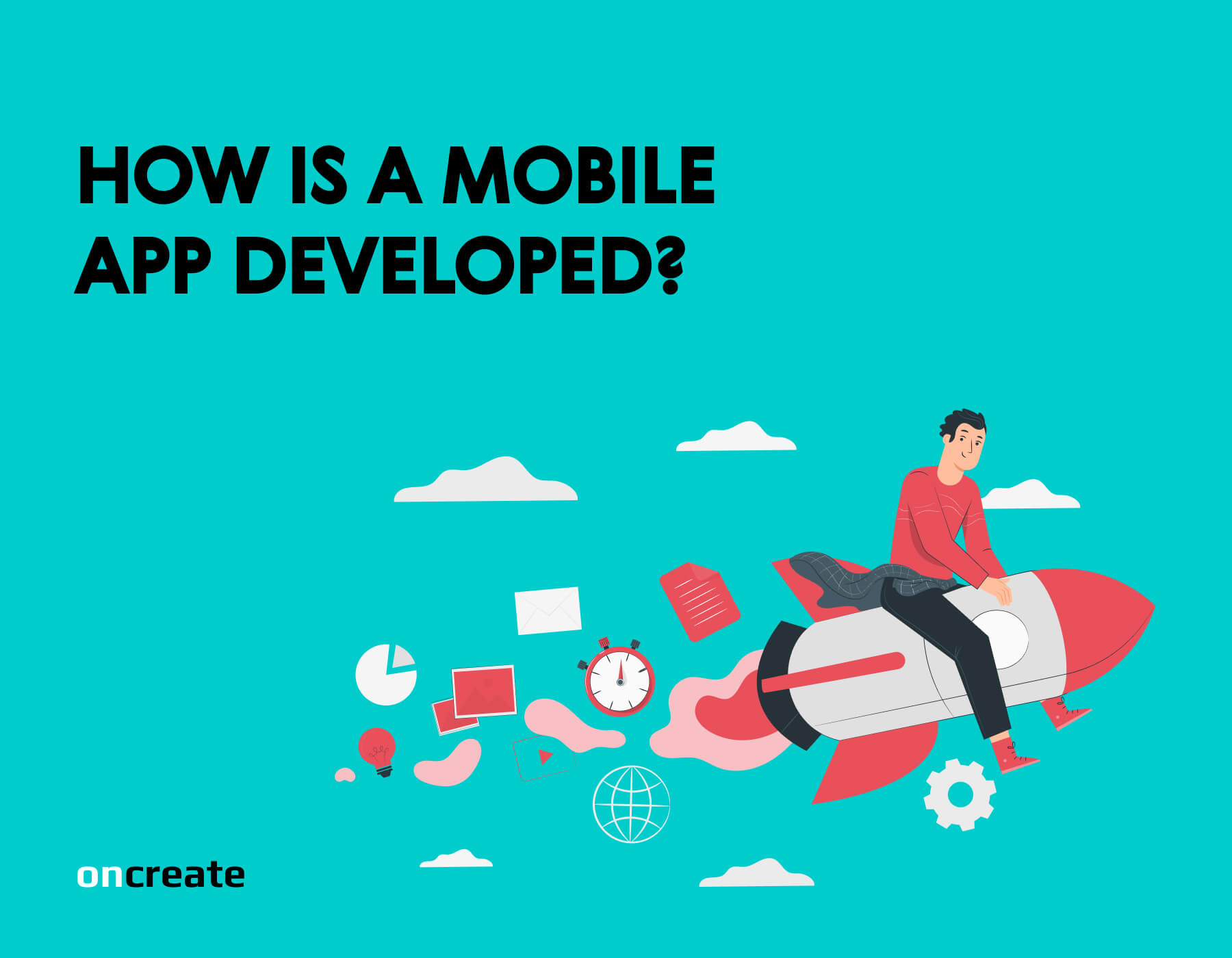 The Process of Mobile App Development