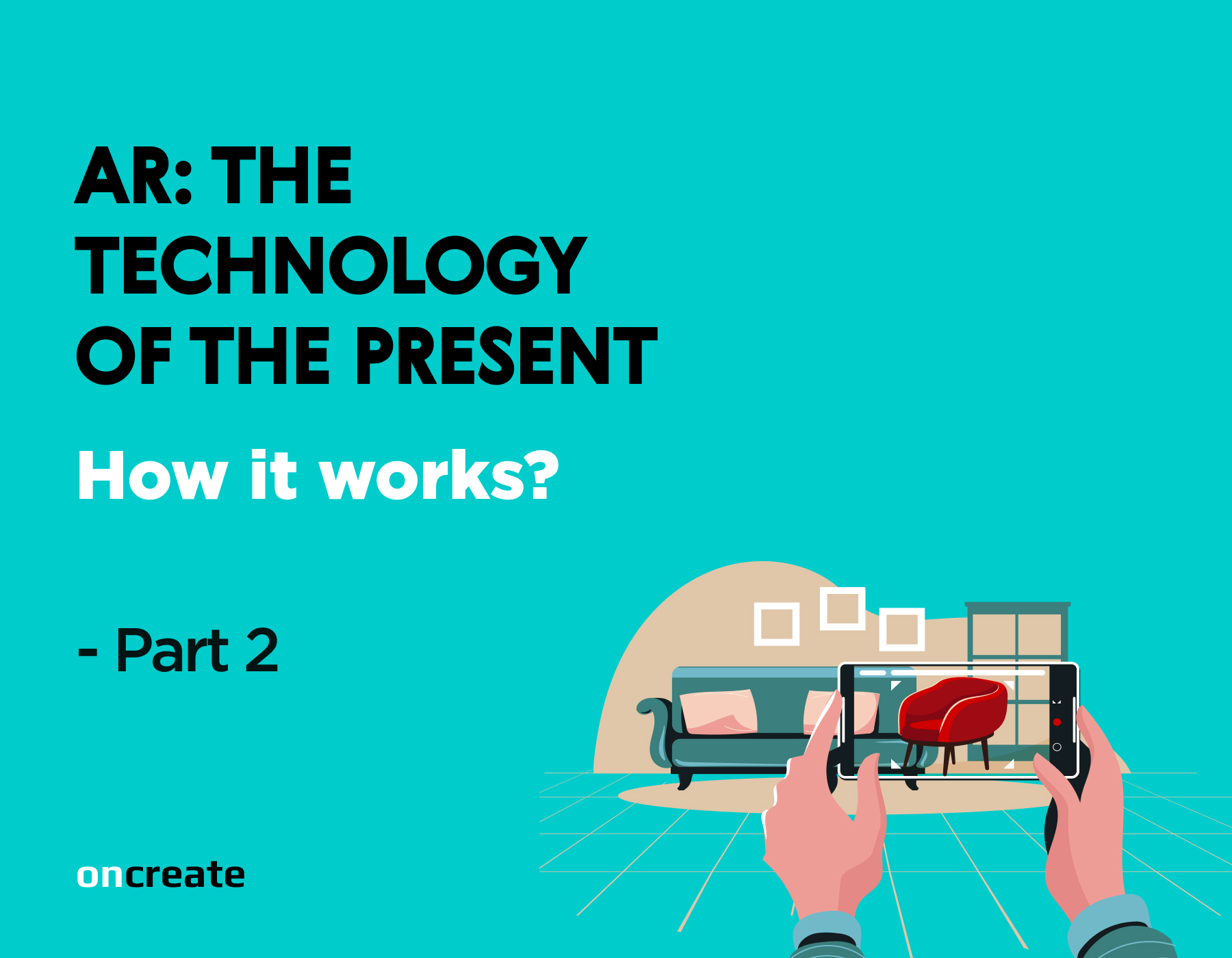 AR: the technology of the present. How it works?